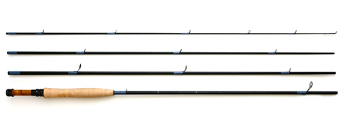 BROWN Fly Rod