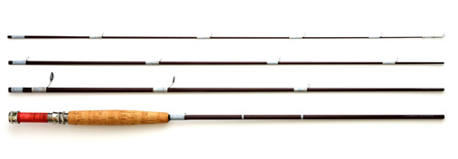 RAINBOW  Fly Rod – A handmade fly rod for women anglers