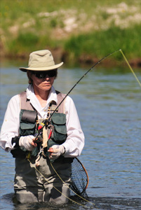 fly rods for women